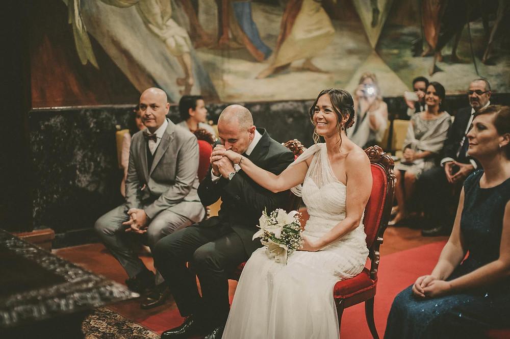 bodas en el pueblo canario las palmas