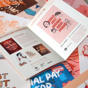 Postcard Exhibition & Passport