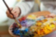 курсы живописи, уроки живописи, мастер-класс по маслу, рисование маслом