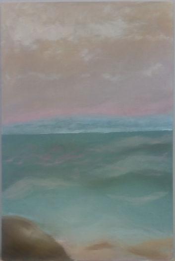 определение цветотипа, живопись маслом, интуитивное рисование, волна медитации