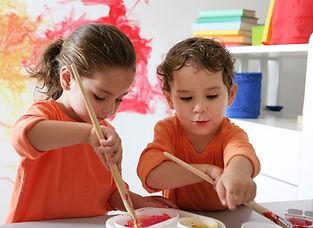 школа рисования для малышей, курсы рисования для детей, уроки лепки для детей