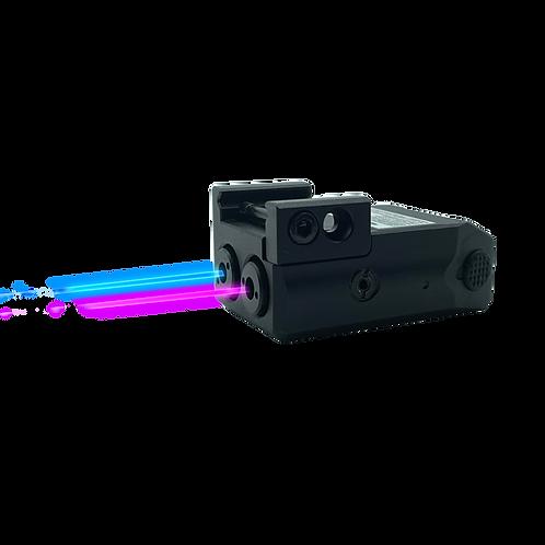 P3PB - Purple and Blue Dual Laser Sight