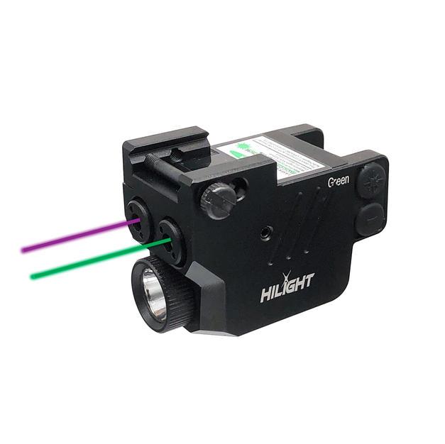 Dual Laser Sights