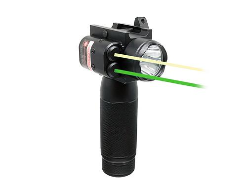 Cobra Series - TGLIR30 Green Infrared Laser Flashlight Grip