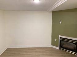 Bachelor Suite Living Room