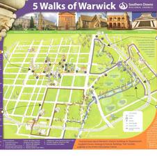 5 Walks of Warwick
