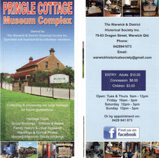 Pringle Cottage
