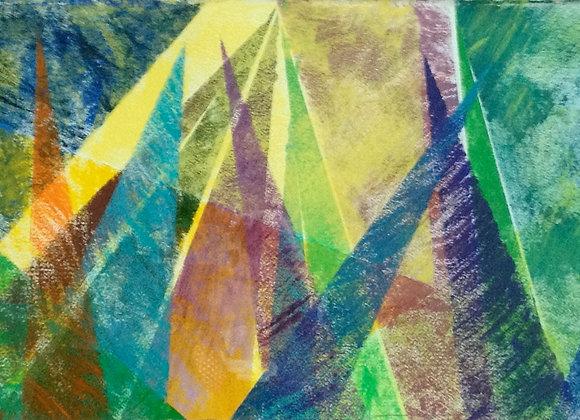 Color Sails No. 2