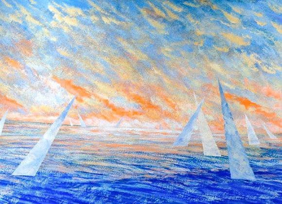 Set Sail No. 8
