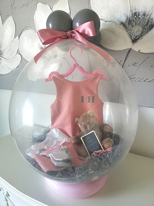 Baby gift balloon