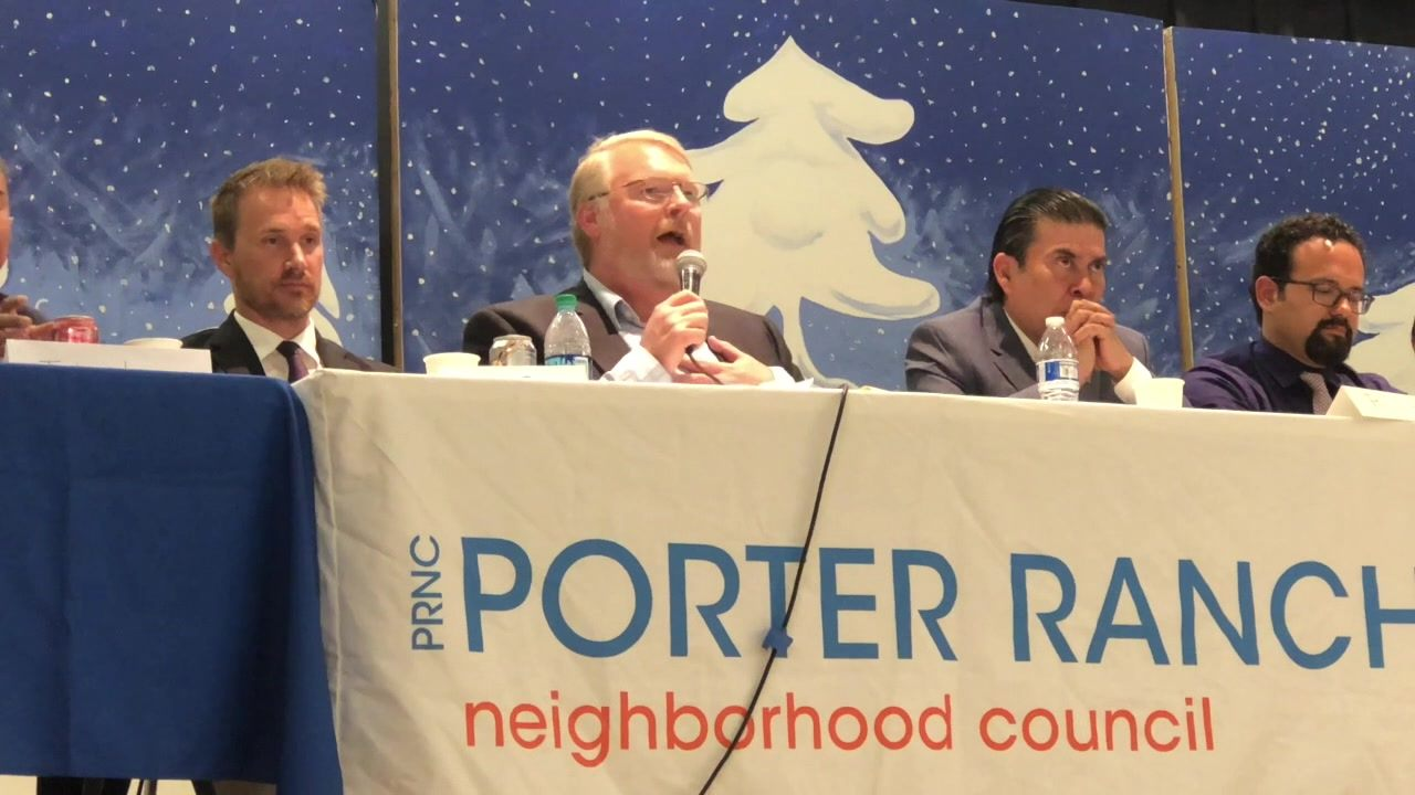 L.A. City Council 12th District Candidate Forum