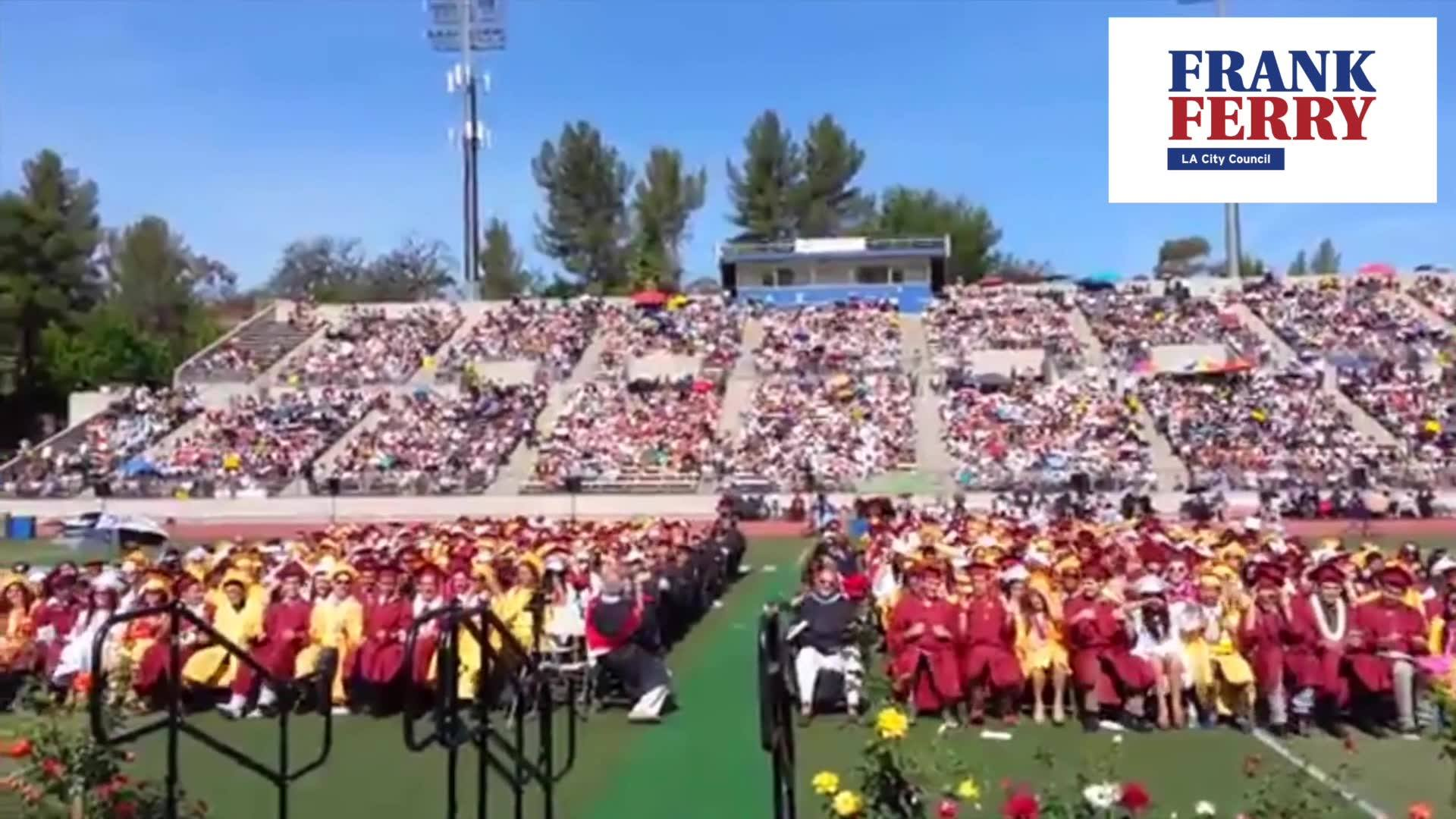 Principal Frank Ferry, Beloved By Bishop Alemany Students, Parents, and Faculty