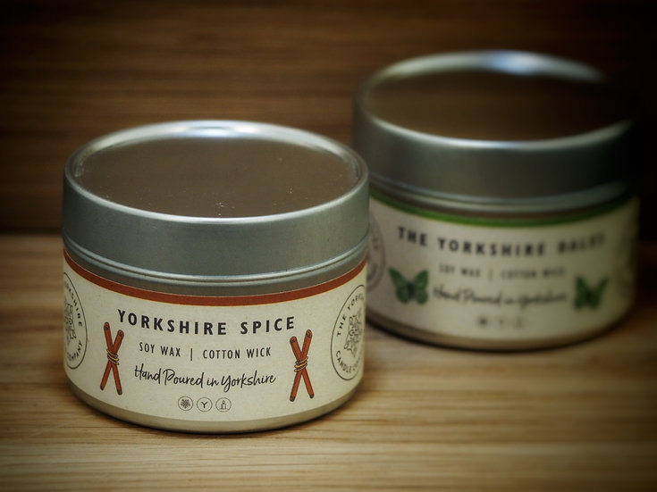 Yorkshire Spice Candle