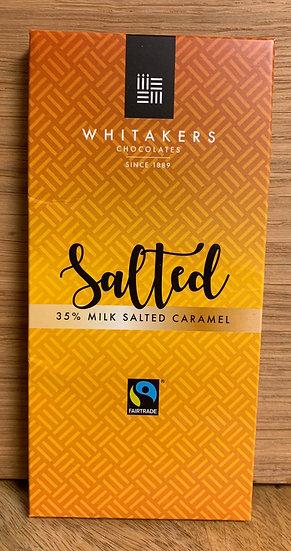 Salted Caramel Milk Chocolate