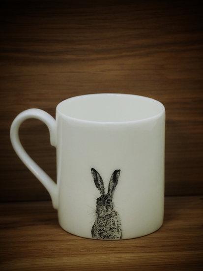 Shy Hare Mug