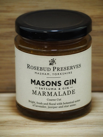 Masons Gin Marmalade