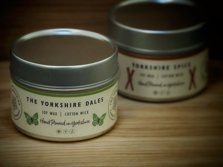 The Yorkshire Dales Candle