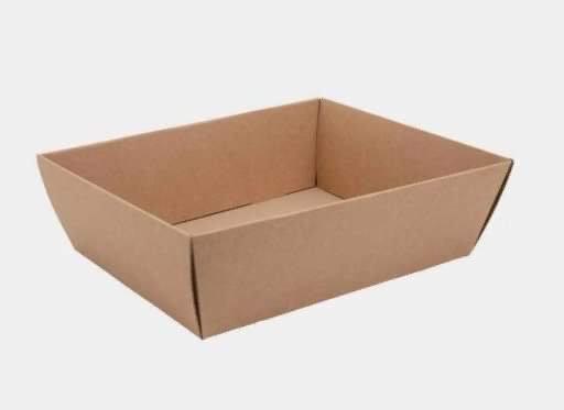 Large Cardboard Tray