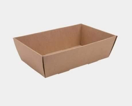 Medium Cardboard Tray