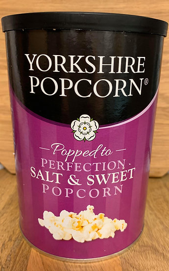 Sweet and Salt Yorkshire Popcorn