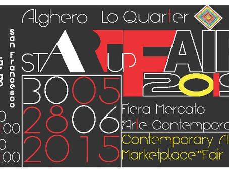 Hiroshi Mehata Art Fair in Italy