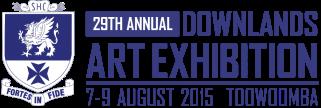 Hiroshi Mehata in Downlands College Art Exhibition 2015 (Australia)
