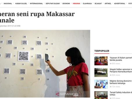 Article: Antara news Makassar