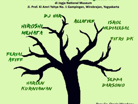 Art Project Indonesia Forest project 2014
