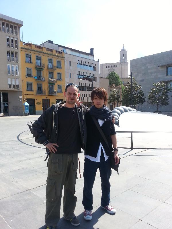 Jordi Bofill and Hiroshi Mehata