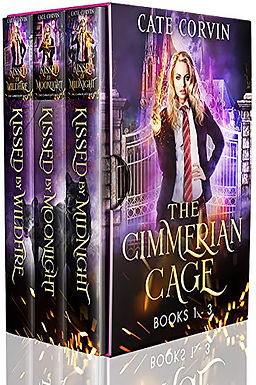 The Cimmerian Cage: The Complete Series