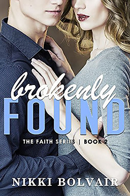 Brokenly Found