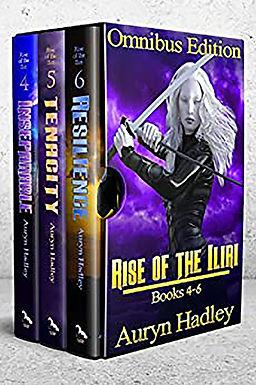RISE OF THE ILIRI Volumes 4-6