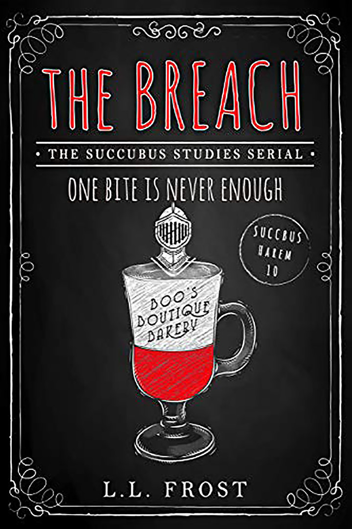 The Breach: Succubus Studies Serial
