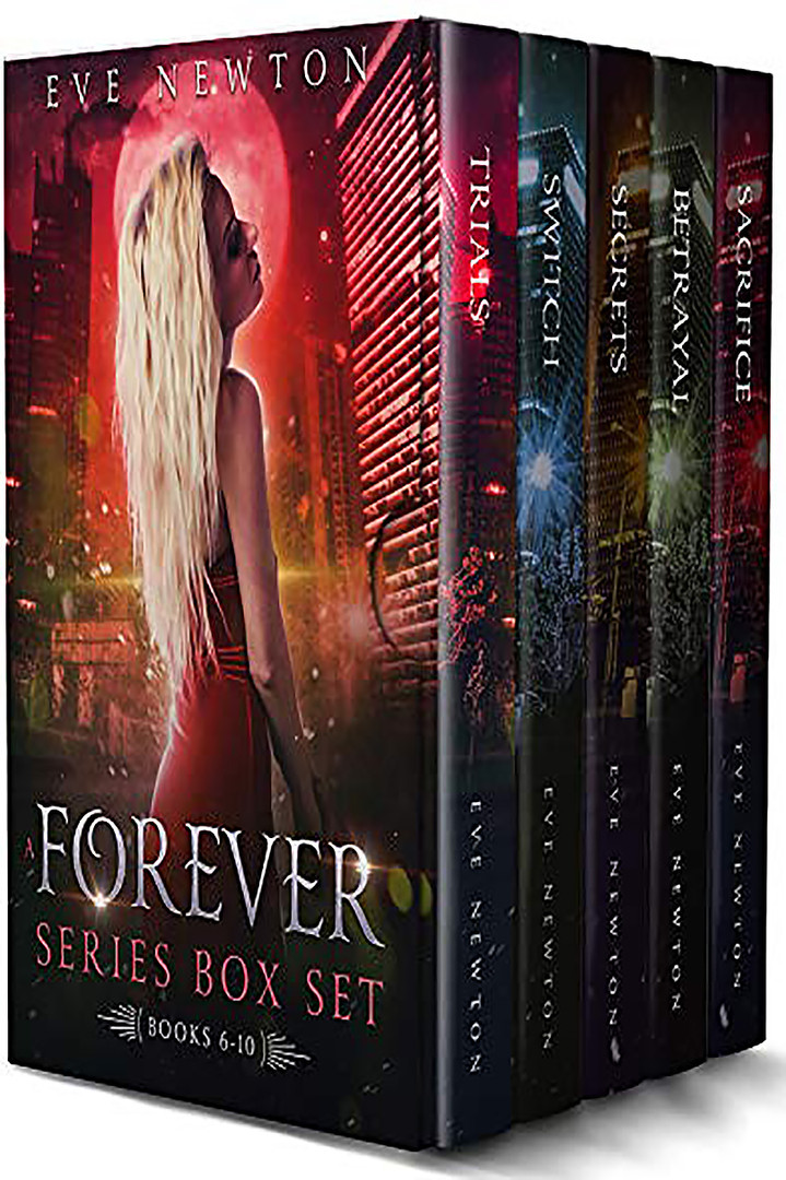 A Forever Series Box Set 6-10