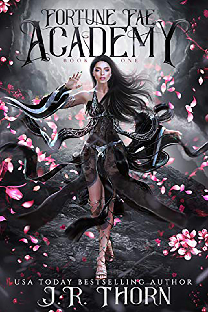 Fortune Fae Academy Book One