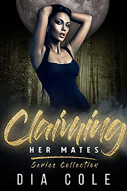 Claiming Her Mates Complete Series Collection