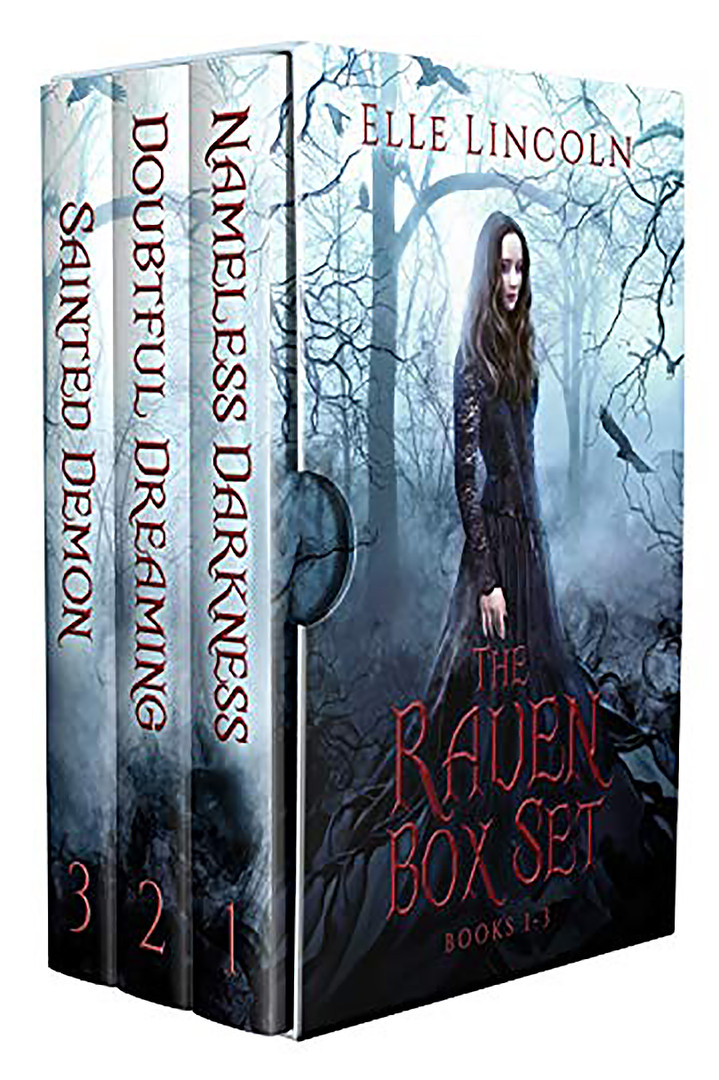 The Raven Trilogy: Complete Series