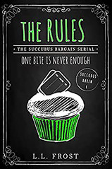 The Rules: Succubus Bargain Serial