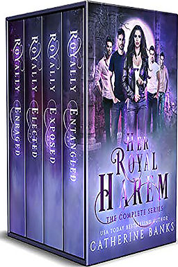 Her Royal Harem, the Complete Series