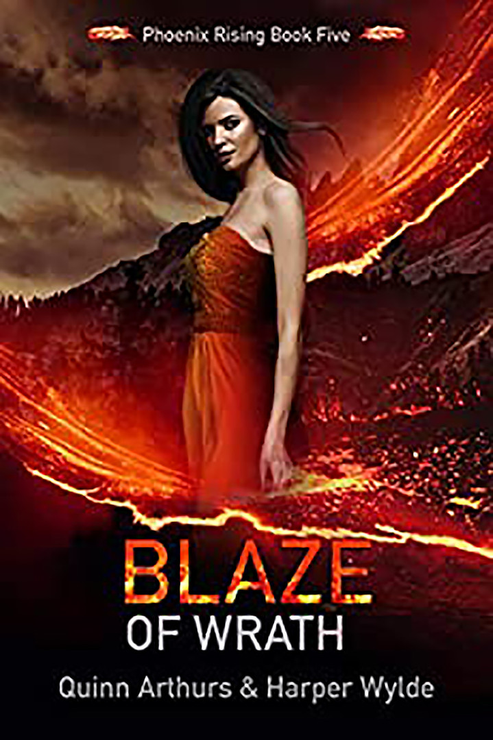 Blaze of Wrath