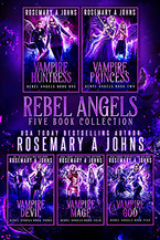 Rebel Angels: The Complete Series 1-5