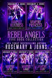 Rebel Angels: The Complete Series 1-5