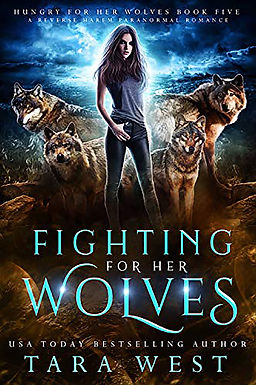 Fighting for Her Wolves