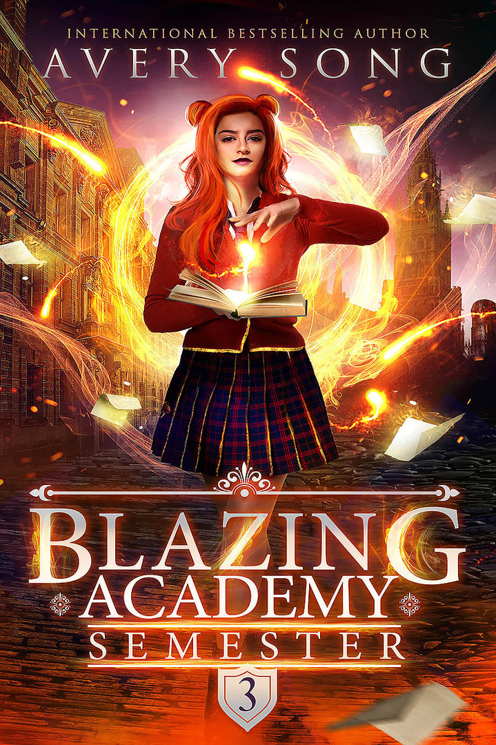 Blazing Academy: Semester 3