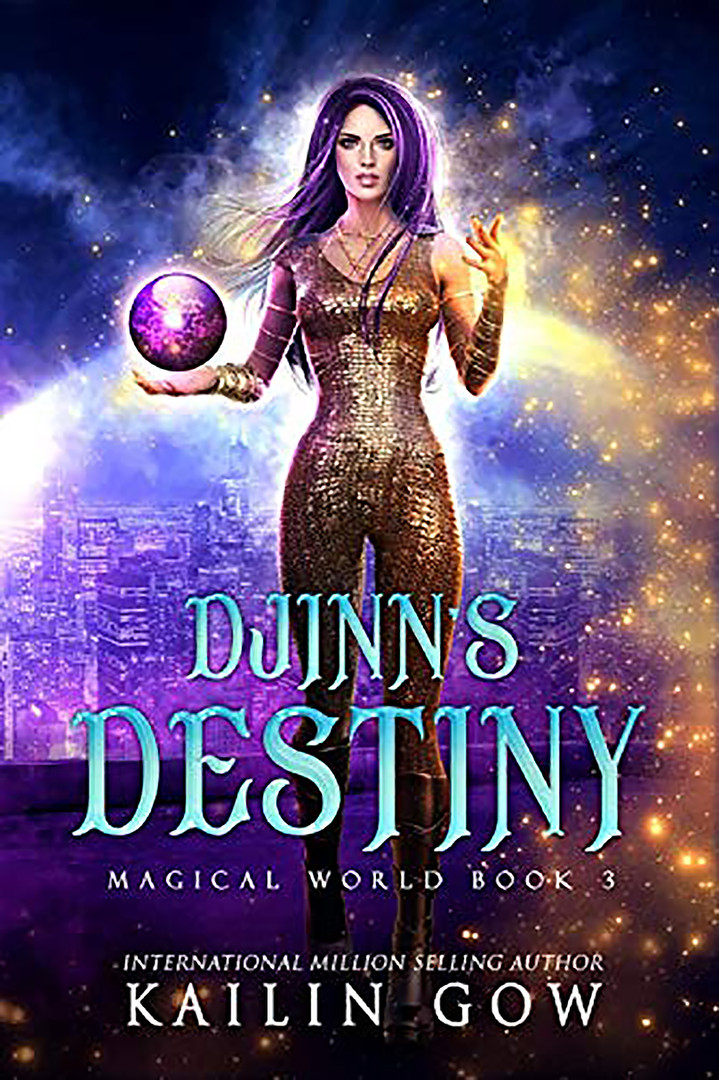 Djinn's Destiny