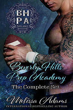 Beverly Hills Prep Academy The Complete Boxset