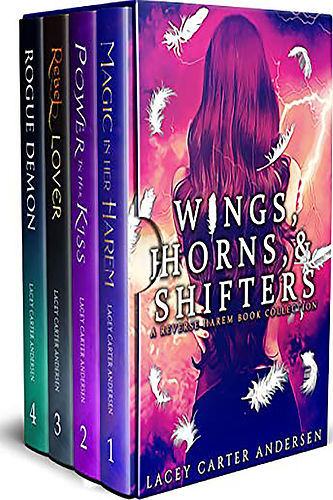 Wings, Horns, and Shifters