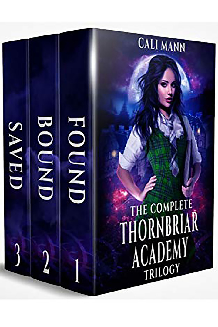 The Complete Thornbriar Academy Trilogy