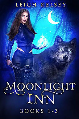 Moonlight Inn Box Set 1-3