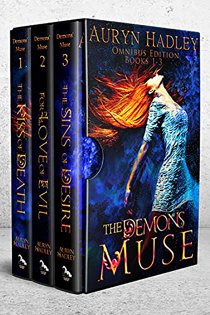 The Demons' Muse: Volumes 1-3